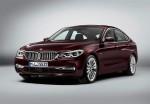 Рассекречена внешность BMW 6-series GT