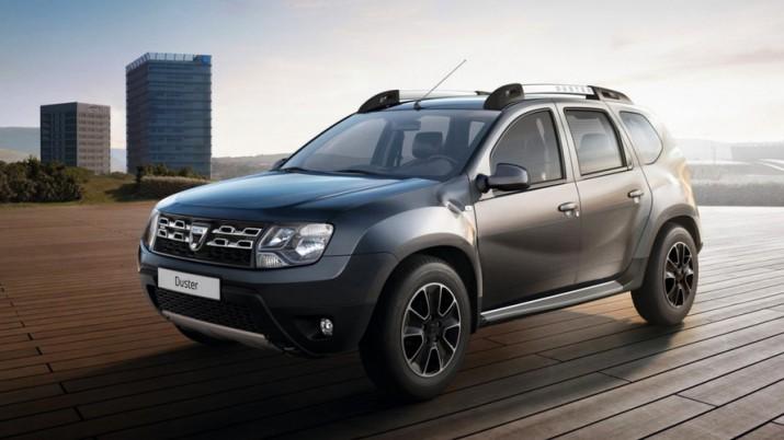 Renault Duster известны первые подробности о новом поколении кроссовера