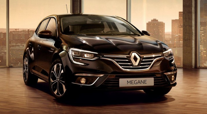 Renault Megane получил заряженную Akaju