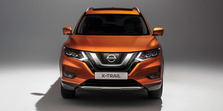 Рестайлинговый Nissan X-Trail поступит в продажу в августе 2017 года