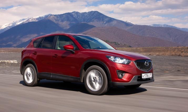 Российский старт продаж новой Mazda CX-5 назначен на 1 июля