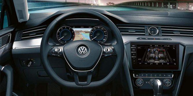 Седан и универсал Volkswagen Passat получил новую комплектацию для российского рынка1