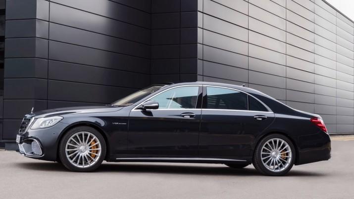 Стали известны российские цены на обновленный Mercedes S-Class