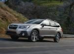 Subaru Legacy Outback 2017 Фото 06