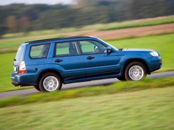 Subaru отзывает блолее 24 тыс. автомобилей в России из-за проблем с подушками безопасности