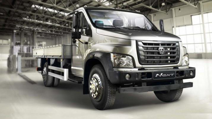 ТОП-5 самых популярный в России грузовиков в мае 2017.00