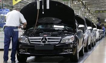 В Московской области началось строительство завода Mercedes