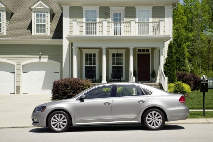 Volkswagen Passat Canada Фото 6