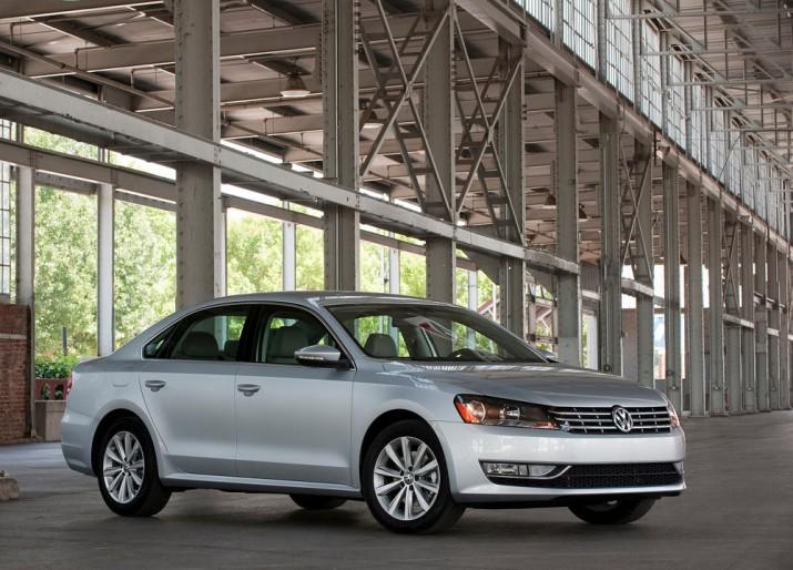 Volkswagen Passat TDI 2018 Фото 1