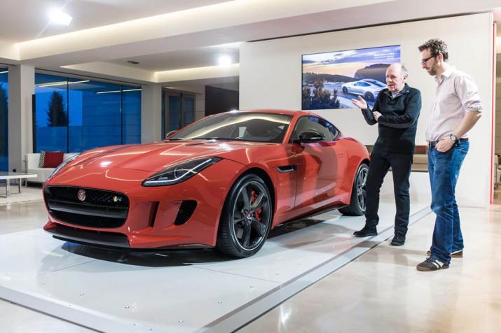Ян Каллум - дизайнер Jaguar Фото 06
