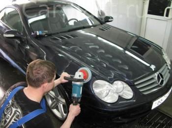 Защита лакокрасочного покрытия