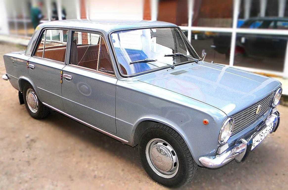 ВАЗ-2101 1971 года