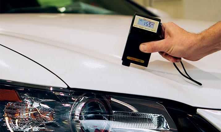 ремонт лакокрасочных покрытий автомобилей