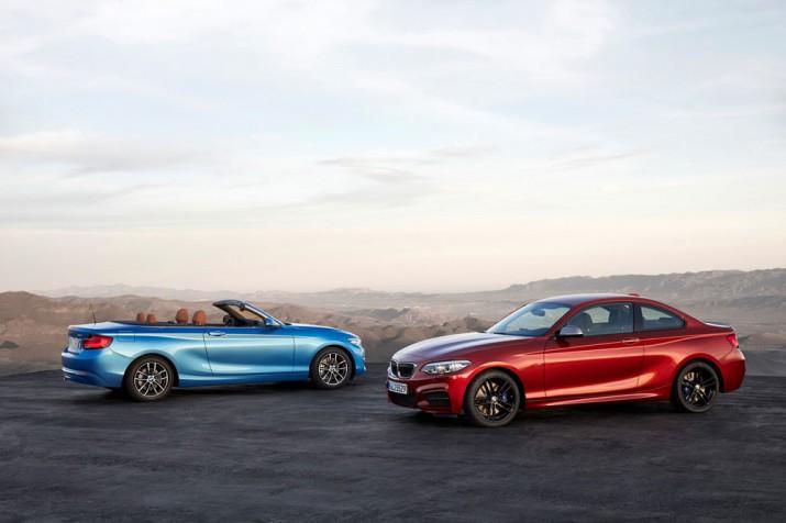 BMW 2 Series 2017 Фото 03
