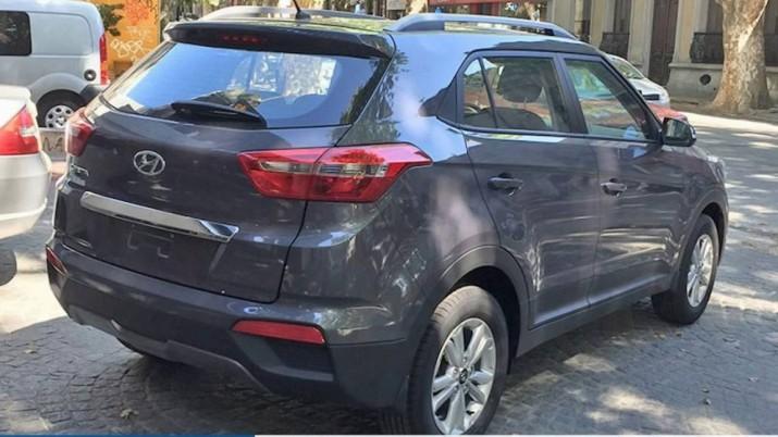 Hyundai Creta получит версию Sport для домашнего рынка