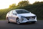 Hyundai Ioniq PHEV Великобритания 2017 Фото 02