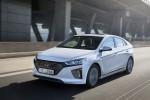 Hyundai Ioniq PHEV Великобритания 2017 Фото 12