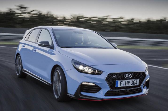 Hyundai официально показал заряженный хэтч i30 N