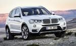 Известна рублевая стоимость третьего поколения BMW X3
