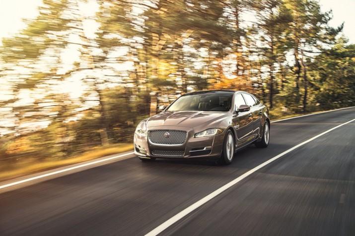 Jaguar XJ 2018 Фото 02