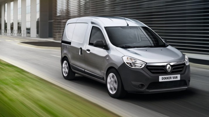 Компактвэн Renault Dokker приедет в Россию в этом году