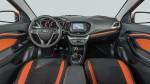 Lada Vesta SW Cross: опубликованы официальные изображения интерьера