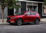Mazda CX-5: самый безопасный SUV в 2017 году