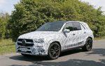 Mercedes AMG GLE 2018 Фото 05