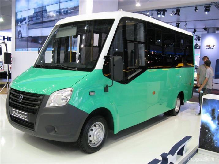 Микроавтобусы ГАЗель обзаведуться автоматической трансмиссией