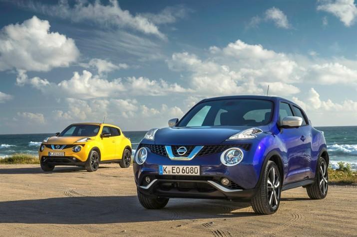 Nissan Juke появится на российском рынке в июле