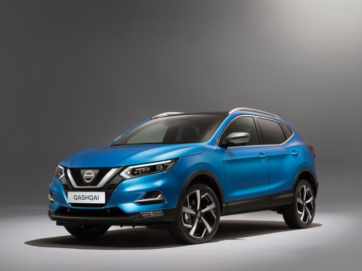 Nissan Qashqai получит спортивную версию N-Sport