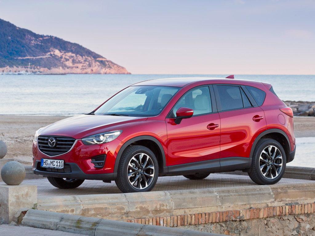 В Российской Федерации стартуют продажи нового Мазда CX-5
