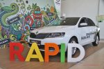 Презентация обновленного Skoda Rapid от Агат Виктория в Волгограде