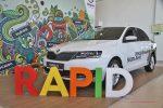 Презентация обновленного Skoda Rapid от Агат Виктория в Волгограде