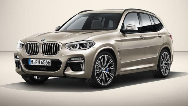 Опубликованы рендеры BMW X5 следующего поколения