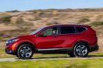 Первые автомобили Honda CR-V новой генерации поступили в салоны дилеров