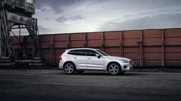 Polestart прокачал Volvo XC60 до супер-мощного кроссовера