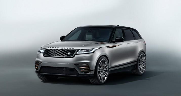 Range Rover Velar 2018 Фото 07