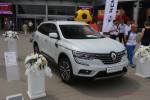 Презентация нового Renault Koleos 2017 от компании «Арконт»