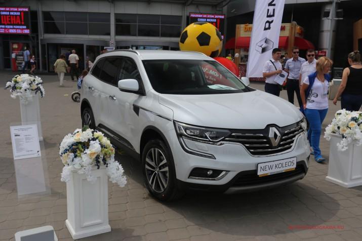 Renault Koleos 2017 Арконт Фото 19