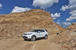 Тест-драйв Land Rover Discovery 5 2017 Фото 11