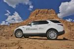 По следам Индианы Диско. Тест-драйв Land Rover Discovery 5.
