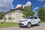 Тест-драйв Land Rover Discovery 5 2017 Фото 19