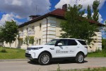 Тест-драйв Land Rover Discovery 5 2017 Фото 20
