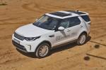 Тест-драйв Land Rover Discovery 5 2017 Фото 23