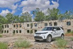 Тест-драйв Land Rover Discovery 5 2017 Фото 26