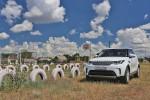 Тест-драйв Land Rover Discovery 5 2017 Фото 41