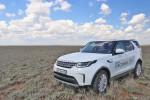 Тест-драйв Land Rover Discovery 5 2017 Фото 46
