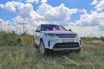 Тест-драйв Land Rover Discovery 5 2017 Фото 54