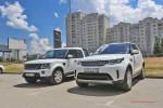 Тест-драйв Land Rover Discovery 5 2017 Фото 63